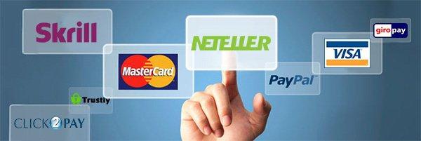 Moyens de paiement casino en ligne